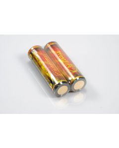 Trustfire skyddade 18650 3000mAh Li-ion uppladdningsbart batteri (1 par)