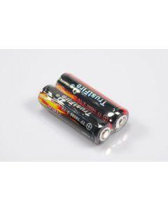 Trustfire Skyddad 3.7V 900mAh Uppladdningsbart Li-Ion 14500 Batteri (1 par)