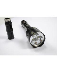 Trustfire TR-3T6 3 * (CREE XM-L T6) 3800 Lumen LED-ficklampa (10 st)