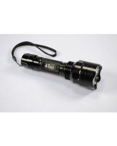 Ultrafire C8 Cree XM-L U2 1300 Lumen 5-mode LED-ficklampa