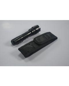 Ultrafire ficklampa hölster för singel 18650 batteri ficklampa