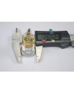 Ssc p7 900 lumen 2,7 ~ 4.2v 5-läge 26.5mm op LED-lampa