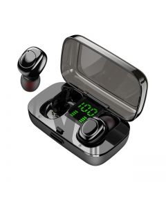 Touch Control TWS XG23 5.0 Hörlurar Bluetooth Wireless Headphones Handsfree HiFi stereo trådlösa öronproppar headset med mikrofon