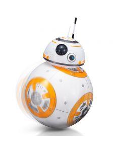 Uppgradera 20.5cm Fjärrkontroll Robot BB-8 Ball RC Intelligent Robot 2.4g BB8 med ljudåtgärd Figur BB-8 Presentleksaker för barn