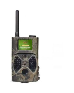 HC-300M 12mp 1080p Night Vision Jaktfällor Gprs Scouting Infraröd för spårjaktkamera