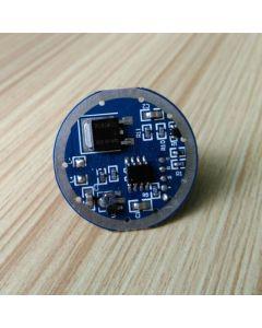 LED-drivrutin för ultrafire 18t6 LED-ficklampa