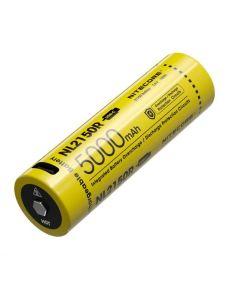 Nitecore NL2150R 5000MAH 3.6V 18WH 21700 USB-C Li-ion uppladdningsbart batteri