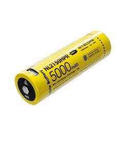 Nitecore NL2150HPR 5000MAH 3.6V 18WH 21700 USB-C Li-Ion Rechargeable batteri