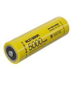 Nitecore NL2150HPI 5000MAH 3.6V 18WH 21700 Li-Ion Rechargeable Batteri