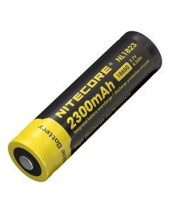 Nitecore 18650 NL1823 2300 3.7V 8.5WH Li-Ion Rechargeable Batteri