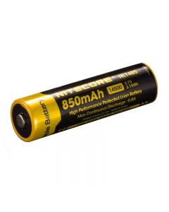 Nitecore NL1485 850MAH 14500 3.7V 3.1Wh Li-Ion Rechargeable Batteri