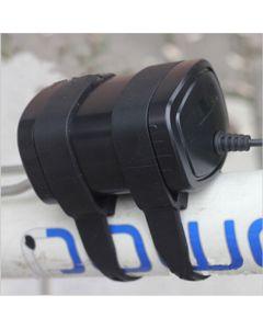 8.4V 8000MAH 6x18650 Vattentät uppladdningsbart Li-ion Batteripaket Justerbart 18650 Batterilampa för LED-cykelljus och strålkastare