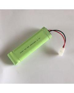 Ni-MH 8,4V SC * 7 2500MAH RC Vit plug batteripaket