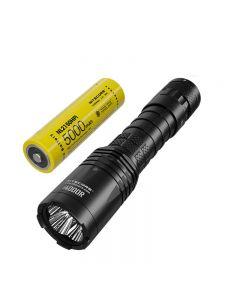 Nitecore i4000r 4 x CREE XP-L2 V6 LEDS 4400 Lumens 21700 Batterilampa