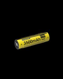 Nitecore NL1835R 3.6V High Performance Micro-USB 18650 Uppladdningsbart batteri