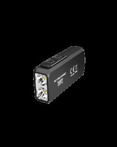 Nitecore TIP2 CREE XP-G3 S3 LED 720 Lumens USB Uppladdningsbar Keychain ficklampa