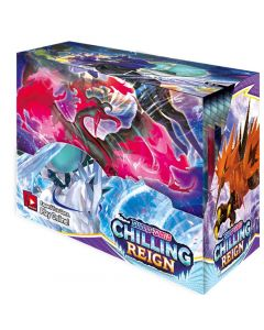 360st Pokémon TCG: Sword & Shield Chilling Reign Booster Display Box Collection Card Game Toy Kids Gift
