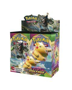 360pcs Pokemones TCG: Sword & Shield Levande Spännings Booster Box English Game Trading Cards-36 Packs