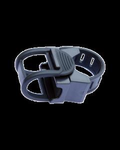 Nitecore BM02 Justerbar cykelcykelfästehållare med gummiband för 22 ~ 28 mm ficklampa SRT7 MH25 MT26 EC25 ficklampa