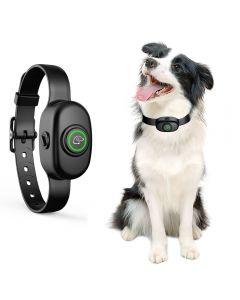 400m Electric Dog Training Collar Pet Fjärrkontroll Vattentät uppladdningsbar för alla storlek Bark-Stop Collar