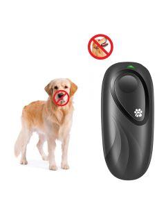 Självförsvarstillbehör bärbar stark ultraljud hund chaser stopp djur attacker personligt försvar infraröd hund kör hund träning