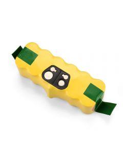 14.4V Ni-MH Batteri för Irobot Roomba 500 510 530 532 534 535 540 550 560 562 570 580 600 610 700 760 770 780 800 980 R3 SWEEPER BATTERY