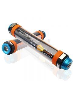 USB Uppladdningsbar Camping Lantern Portable Kraftfull Magnet Ljus Utomhus Vattentät Ficklampa För Fiske Tältturer Camp