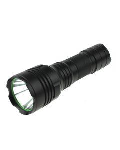 Hög quanlity CREE XML-T6 5 MODE 1200 LUMEN SUPER BRIGHT LED LED-ficklampa Torch Använd 1 PC 26650 Batteri