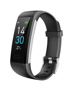 S5 SPORTS Smart Watchs Hjärtfrekvens Blodtryck och kroppstemperaturövervakning IP68 Vattentät Armband Mäns och Kvinnor