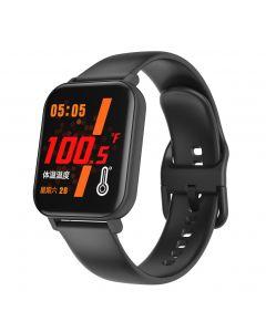 Smart Watch F25 Kroppstemperatur Smart Watch Sport Armband Stöd Hjärtfrekvens Blodtryck Blodutbrytning